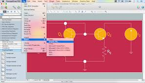 Build Your Own Home Design Software by How To Use House Electrical Plan Software Drawing Circuit Diagram