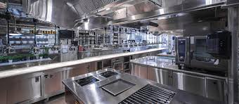 comercial kitchen design
