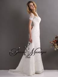 mariage robe robes de mariee manches dentelle sur mesure pas cher
