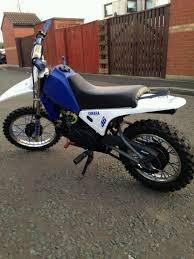yamaha pw80 genuine kids motorbike in newcastle tyne and wear