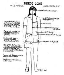 high school stuff dress code fort frances high school school stuff