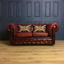 Red Chesterfield Sofa For Sale by 3 Seater Oxblood Red Leather Chesterfield Sofa For Sale Home