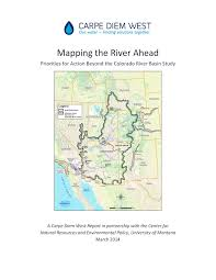 California Aqueduct Map Mapping The River Ahead Priorities For Action Beyond The Colorado