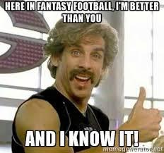 Football Season Meme - 25 fantasy football memes