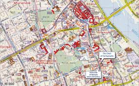 Maps O Large Warsaw Maps For Free Download And Print High Resolution