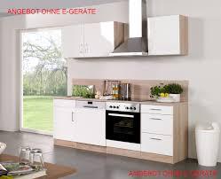 K Henzeile Preis Küchenzeile U0026 Küchenblock Mit Und Ohne E Geräte Günstig Online