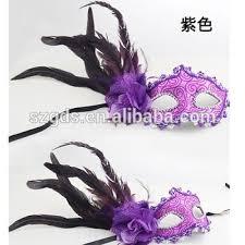 bulk masquerade masks venetian masquerade masks with feather masquerade party mask