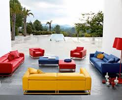 The Red Sofa The Red Couch And Chairs Blue Couch And Yellow Couch Give This