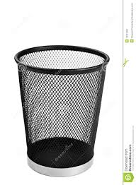 waste paper basket royalty free stock images image 13351969
