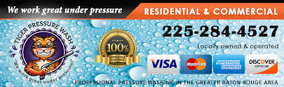 Pressure Washing Estimate by Contact Tiger Pressure Washing For A Free Estimate Today