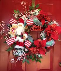 fancy christmas fancy handmade wreath designs for this christmas