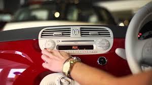 Fiat 500 Interior The New 2013 Fiat 500 Interior Johnsons Cars Youtube