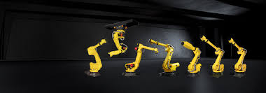fanuc r 2000 industrial robot series