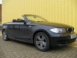 used bmw 1 series convertible used 2008 bmw 1 series convertible black edition 118i es 2dr