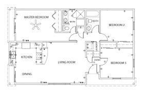 Square Floor L Modern House Plans Small Plan 1200 Square Two Bedroom