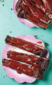 kansas city style spareribs with barbecue sauce recipe saveur