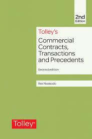 lexisnexis help desk tolley u0027s commercial contracts transactions and precedents second