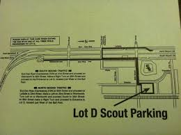Chicago Traffic Map Chicago White Sox Parking Lot D Map Spothero Blog
