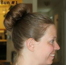 hair buns images 3 easy hair buns 4 steps with pictures