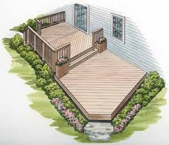 Deck Patio Designs by Best 25 Backyard Deck Designs Ideas On Pinterest Backyard Decks