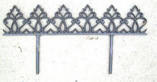 garden fence borders fences border fencing loversiq