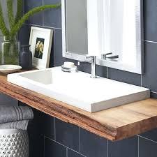 trough sink bathroom black granite double bathroom trough sink