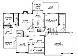 ranch style open floor plans ranch style house plans with open floor plan home small idolza