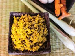 cuisine khmer khmer yellow curry paste kroeung recipe saveur