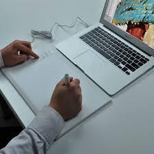 Preferidos Plotters De Desenho Digital Tablet Com Caneta Sensível à Pressão  #BQ41