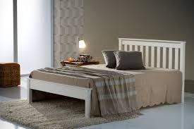 birlea denver bed pine ivory small double amazon co uk