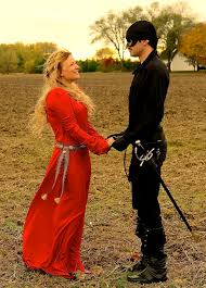 buttercup u0026 the dread pirate roberts cute couples halloween
