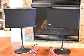 Bose 901 Pedestal Speaker Stands Bose 901 Direct Reflecting Series Vi Speaker System What U0027s It Worth