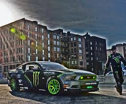 hoonigan mustang engine vaughn gittin wikipedia