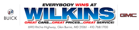 wilkins buick gmc in glen burnie md serving annapolis