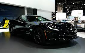 black on black corvette chevrolet corvette stingray black widow premiere the car guide