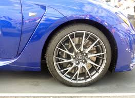 lexus rc f tire size file the tire wheel of lexus rc f jpg wikimedia commons