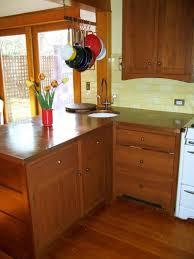 Vertical Bar Cabinet Vertical Grain Fir Kitchen Cabinets Kitchen Decoration