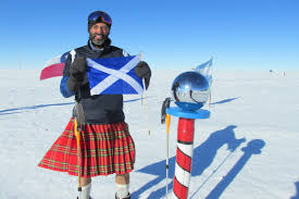 Jihad Flag For Sale Scot Becomes First Muslim To Ski To The South Pole Heraldscotland