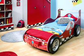 Car Room Decor Wall Decor 43 Cute Race Car Beds For Toddlers With Red And Blue