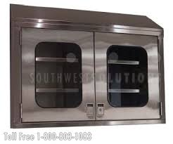 wall shelves with glass doors stainless steel wall cabinets adjustable shelves with solid or