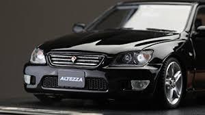 altezza car black mark43 pm4343nbk 143 toyota altezza rs200 super black model cars ebay