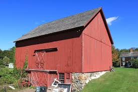 building a gambrel roof barn wikipedia