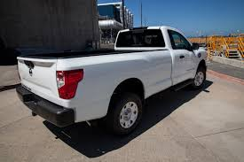 nissan frontier towing capacity 2017 nissan titan single cab expands offering adds payload and