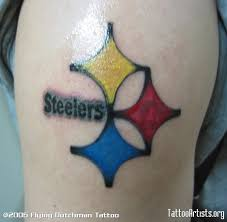 images of steelers tattoo nails sc