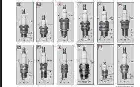spark plug cross reference engines redsquare wheel horse forum
