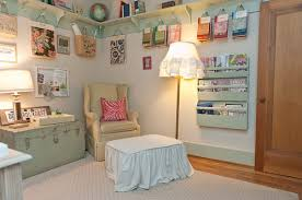 Shabby Chic Craft Room by Small Craft Room Ideas U2022 Queen Bee Of Honey Dos