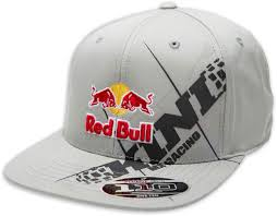 motocross gear outlet kini red bull crest casual clothing caps hats blue yellow kini