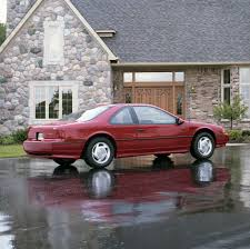 1992 Ford Thunderbird Ford Thunderbird Sc Why This Car Was Ahead Of Its Time
