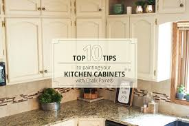 tips for painting cabinets tips to cabinet painting with chalk paint ecochichome
