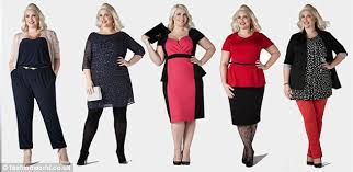 how you can select fashionable plus size clothes die fabz